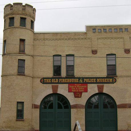 Old Firehouse & Police Museum