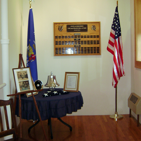 Bill establishing the Hall and Donor Board in the Hall of Fame